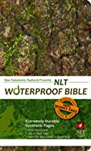 Waterproof Durable New Testament with Psalms and Proverbs-NLT-Camouflage