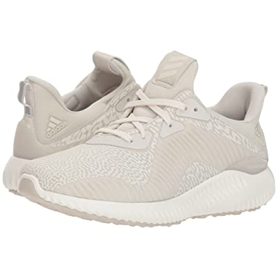 adidas Kids Alphabounce HPC AMS J (Big Kid) (Brown/Chalk White) Boys Shoes