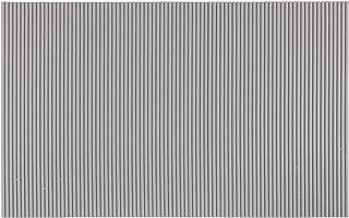 WENKO grijs, 50 x 80 cm, badmat, keukenmat, kunststof, 50 x 0 x 80 cm