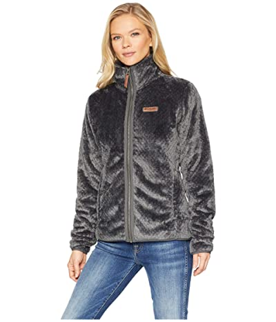 Columbia Fire Sidetm II Sherpa Full Zip (Shark) Women