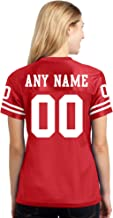 Best custom ladies football jerseys Reviews