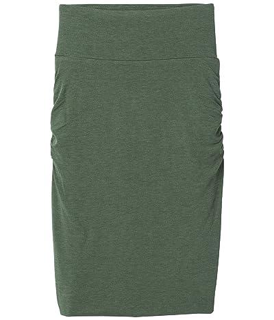 Prana Foundation Skirt (Canopy Heather) Women