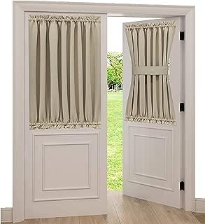 Best door window panel coverings Reviews