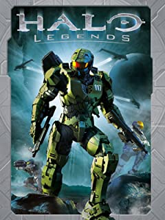anime halo legends