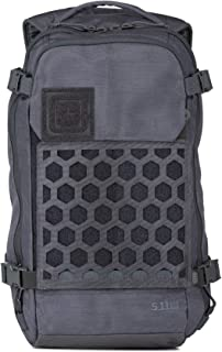 Image of 5.11 Tactical Men's AMP12 Essential Backpack, Includes Hexgrid 9x9 Gear Set, 25 Liters, 1050D Nylon, Style 56392