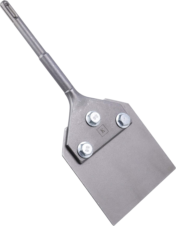 Kelbert-SDS Plus Floor Wall Scraper Tool 4 trend rank Ranking integrated 1st place Wide Inch – Ti