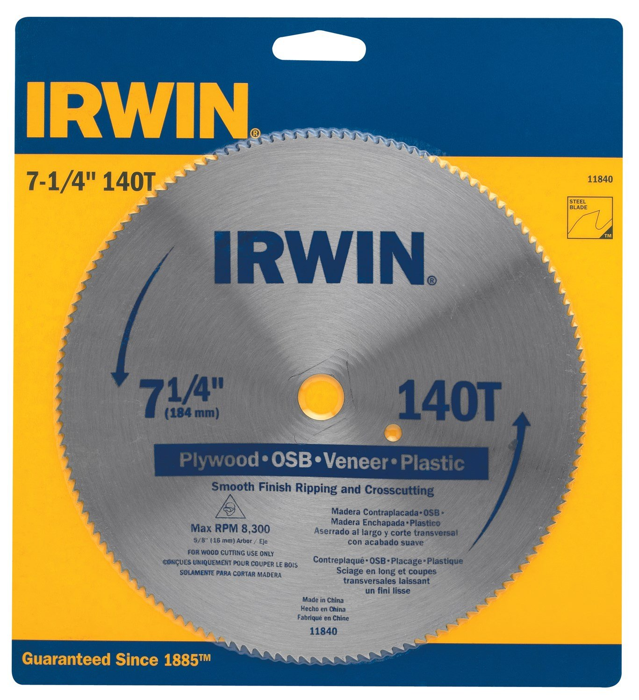 Irwin Max 74% OFF 11840 7-1 4