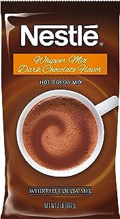 Nestle Hot Chocolate Mix, Dark Chocolate Flavor Hot Cocoa, Bulk Whipped Cocoa, 2 lb.