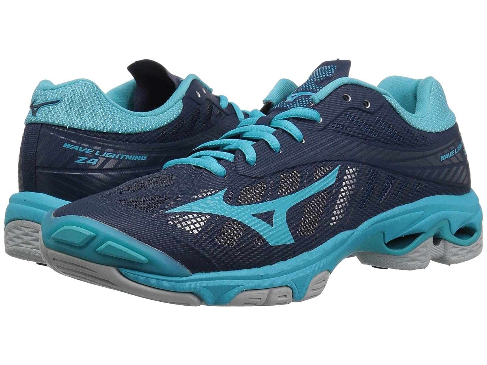 Mizuno Wave Lightning Z4Atmospheric grades have affordable shoes