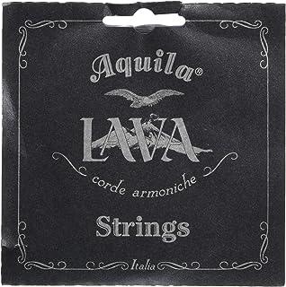 Aquila AQ U LS 115U Lava Serie Ukulele Set (GCEA tenor, bajo G, herida)