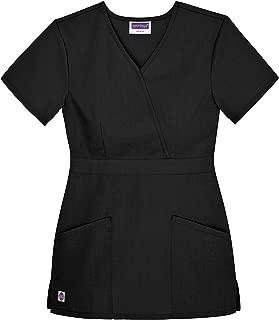Best black scrubs top Reviews