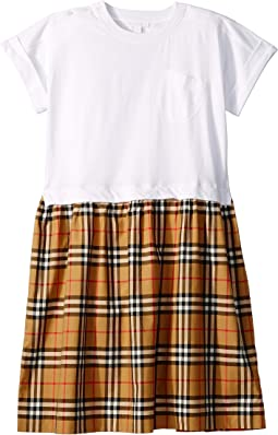 8888a84197adf Girls Burberry Kids Dresses + FREE SHIPPING | Clothing | Zappos.com