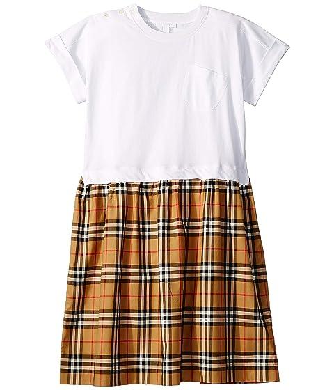 Burberry Kids Ruby Dress (Little Kids/Big Kids)