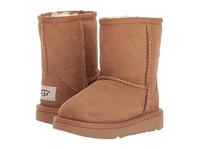 UGG Kids Classic II (Toddler/Little Kid) (Chestnut) Kids Shoes