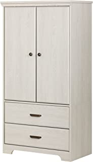 Best rustic white armoire Reviews