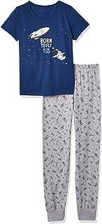 Optima Interior Cómodo Juego de Pijama para Niños