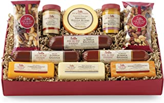 Hickory Farms Signature Party Planner Gift Box