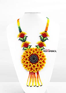 huichol necklace