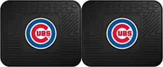 FANMATS 12323 MLB - Chicago Cubs Utility Mat - 2 Piece