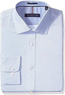 8ac56ec9 Amazon.com: Tommy Hilfiger - Dress Shirts / Shirts: Clothing, Shoes ...