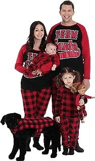 Buffalo Plaid Matching Christmas Pajamas for Family, Couples, Dog, Owner