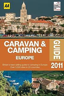 AA Caravan and Camping Europe