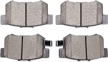 95 honda accord rear brakes