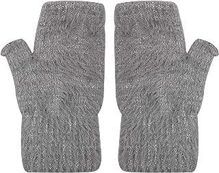 CEAJOO Kids Gloves Winter Knit Cashmere Stretchy Warm