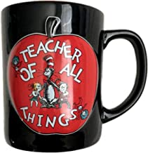 Dr. Seuss Teacher of All Things Mug - Exclusive Universal Parks Item