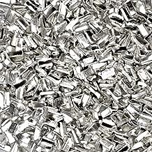 uGems Silver Solder Chip Ultra Tiny Precut Pieces 0.5mm X 1mm X .25mm (Qty=1500)