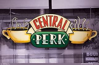 Trends International Friends - Central Perk Wall Poster, 22.375