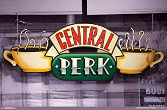 Trends International Friends - Central Perk Wall Poster, 22.375