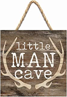 little man cave baby room