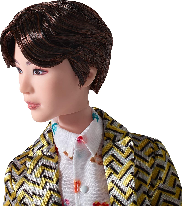 Amazon.es: Mattel BTS - Muñeco Suga, figura de colección ...