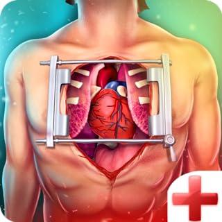 Heart Transplant Surgery Simulator - ER Emergency Hospital Doctor Game