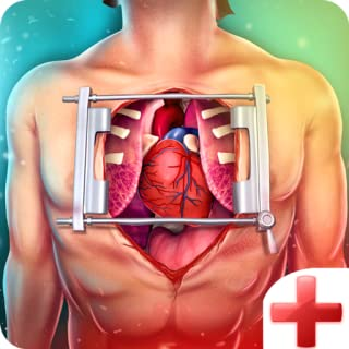 Heart Transplant Surgery Simulator - ER Emergency Hospital Doctor Game