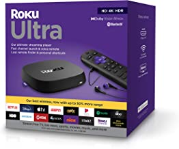 Roku Ultra 2020 | Streaming Media Player HD/4K/HDR/Dolby Vision with Dolby Atmos, Bluetooth...