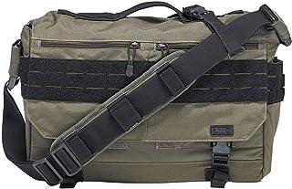 5.11 Taktisk axelväska – laptopfack – slitstark – vattentät – modulär förvaring – volym 12 l – halkfri rem – modell Rush D...