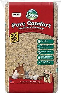 Oxbow Animal Health Pure Comfort Bedding, Natural, 28 Liter Bag (448026)