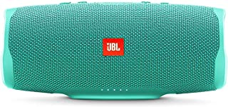 (Renewed) JBL Charge 4 Powerful Portable Speaker with Built-in Power Bank (Teal)