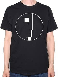 Bauhaus T Shirt - Modernist Art Architecture Typography Logo