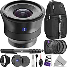 ZEISS Batis 18mm f/2.8 Lens for Sony E Mount w/Advanced Photo and Travel Bundle