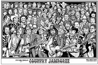 Best poster country music Reviews