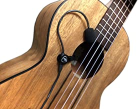 THE FEATHER UKULELE PICKUP with FLEXIBLE MICRO-GOOSE NECK by Myers Pickups