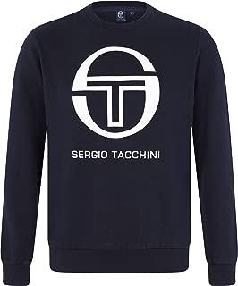 Sergio Tacchini Men's Graphic Sweatshirt, Blue