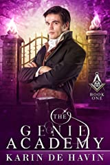 The Genie Academy Book One: A Young Adult Historical Fantasy (The Supernatural Genie Academy Series 1) Kindle Edition