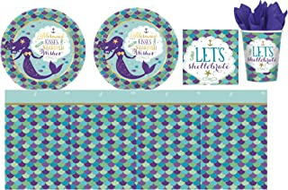 Jade/'s Enterprises Silicone Wristbands for Mermaid and Under The Sea Parties Mermaid Party Supplies Great as a Goodie Bag Stuffer or Party Handout! Aqua Swirl 15 Gypsy Jades Mermaid Party Favors
