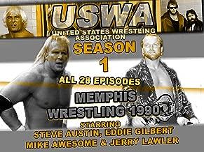 USWA Memphis Wrestling