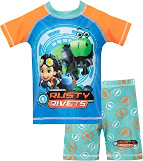 Rusty Rivets Boys Swim Set