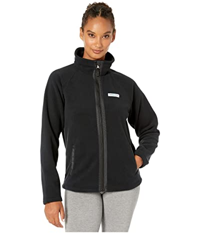 Obermeyer Jaden Fleece Jacket (Black) Women